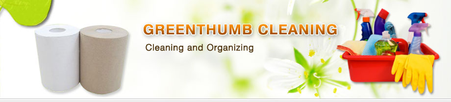 GreenThumb - Cleaning & Organizing